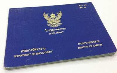 How to Cancel Work Permit and Non-B Visa in Thailand