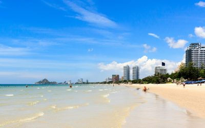 How to Spend a Weekend in Jomtien, Thailand