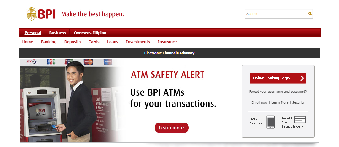 The Convenience of BPI Online Banking for Filipinos Abroad
