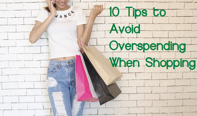 10 Tips to Avoid Overspending When Shopping