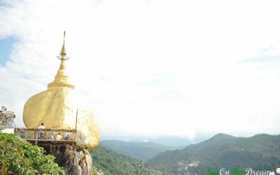One Day Adventure to Golden Rock (Kyaiktiyo Pagoda)