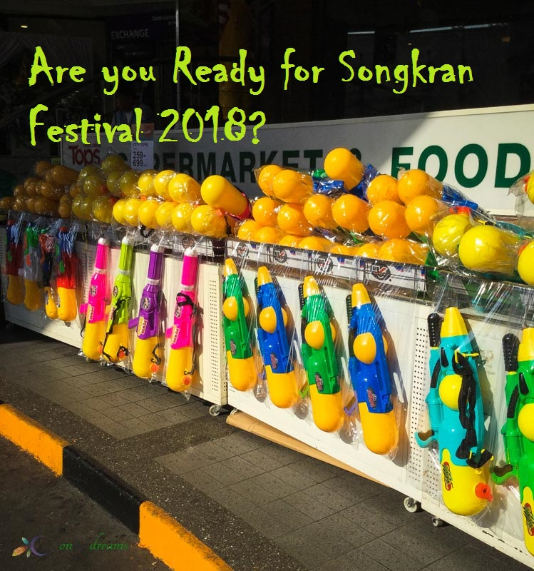 Songkran 2018 - Featured Pic