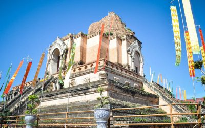 Chiang Mai Holiday Trip Day 1: Temples You Shouldn't Miss