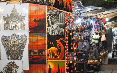 Chiang Mai: Old City, Night Market/Night Life & Cheap Place to Eat