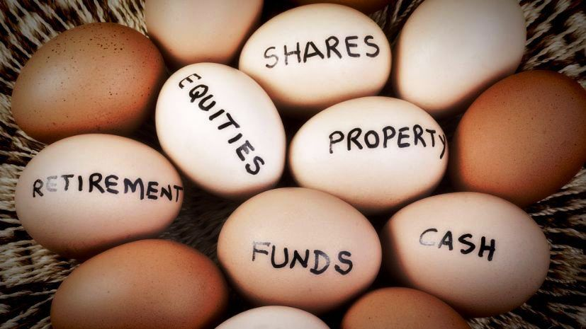 Investment Update- Do not put all your eggs in one basket