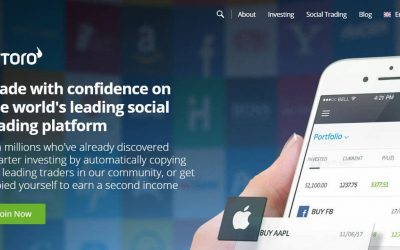 Opening an Account with eToro, a Social Trading Platform