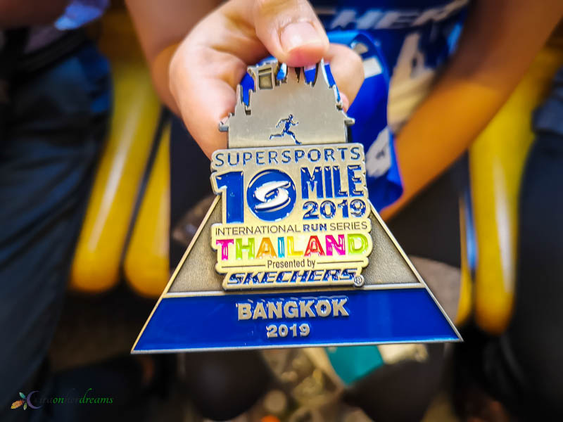 10 Mile Supersports International Run Bangkok
